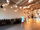 Fashion Show Runway Hudson River Event Space