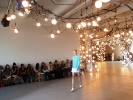 Fashion Show Lighting Runway Show Fashion Week Event New York City Manhattan