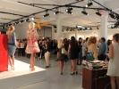 Fashion Presentation Fashion Week Event  Lighting Rigging New York City Fashion Show Freight Elevator