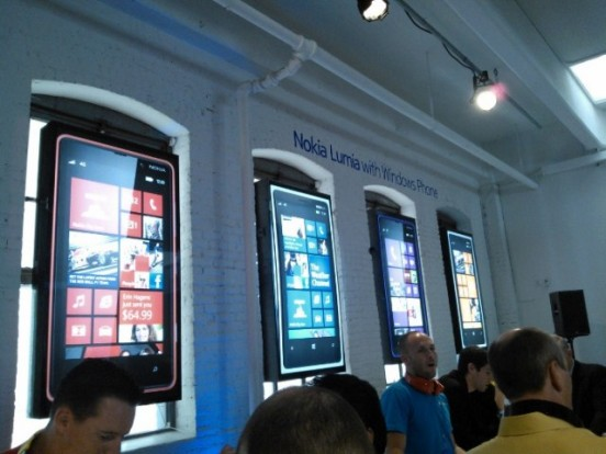 Nokia 920 Launch at Center548